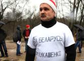 Арестованный «за Беларусь без диктатуры» вышел на свободу (Видео)