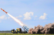 Видеофакт: Украинский ракетный комплекс «Нептун» прошел огневые испытания
