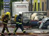 Лондонские пожарные начали серию забастовок