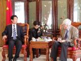 Визит У Банго в Беларусь придаст мощный импульс белорусско-китайскому партнерству - посол КНР