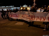 На Немиге прошла акция в память о похищенных оппозиционерах (Фото)