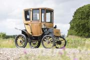 В Дании на аукционе продали 110-летний электромобиль