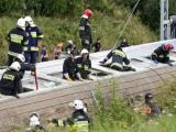 В крушении поезда в Польше обвинили машиниста