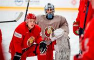Белорусские хоккеисты пропустили пять шайб от Казахстана