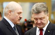 «Больная тема»: Порошенко не дает Лукашенко то, чего он хочет
