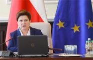 Беата Шидло: Вышеградская группа будет все больше влиять на политику ЕС