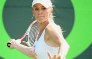 Говорцова вышла в полуфинал теннисного турнира в Китае