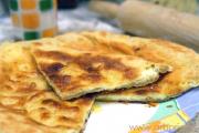Грузия запатентовала сулугуни и хачапури