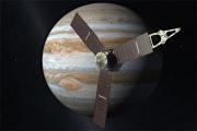 Американская станция Juno подготовилась к встрече с Юпитером