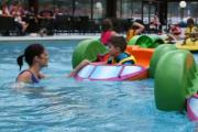 В Англии из-за утечки химикатов в бассейне пострадали 33человека