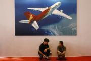 Китаец устроил пожар на борту летящего авиалайнера