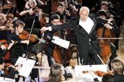 Молодежный симфонический оркестр СНГ под управлением Спивакова выступит 28 сентября в Минске