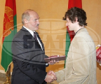 Поддержка одаренной молодежи в Беларуси является делом государственной важности - секретарь спецфонда Президента