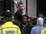 В Бирмингеме арестованы 90 участников акции протеста