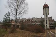 Фотофакт: «радиоактивный» санаторий под Минском