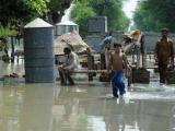 В Пакистане из-за наводнения без крова остались 20 миллионов человек