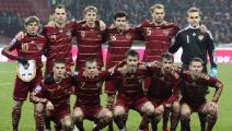 Белорусские футболисты стартуют в квалификации чемпионата мира-2014 гостевым матчем с командой Грузии