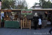 """Белорусы на """"Ярмарке народов"""" в Вильнюсе"""