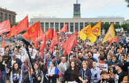 В Петербурге проходит митинг «За честные выборы»