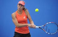 Вера Лапко одолела 28-ю ракетку мира на турнире в Лугано