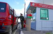Белорусам советуют ехать в Польшу не через Брест