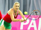 Ольга Говорцова выиграла турнир в Швейцарии