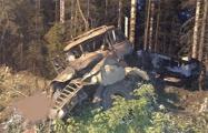 В России взорвался бензовоз, на котором пьяный водитель вез туристов