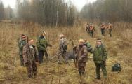 Осенне-зимний сезон загонной охоты на оленя, лося, косулю в Беларуси открывается с 1 октября