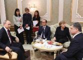 Переговоры в Минске идут за закрытыми дверями и без Лукашенко