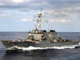 """США отправили """"Джона Маккейна"""" на перехват северокорейского судна"""