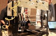 3D-принтер напечатал настоящую еду из муки