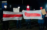 Жители агрогородка Семково вышли на акцию протеста