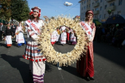 """Гродненскую область на """"Дажынках-2011"""" представляют более 100 участников уборочной кампании"""