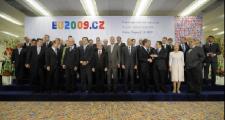 """Украина, Молдова, Грузия, Азербайджан, Армения воспрепятствовали появлению в декларации саммита """"Восточного партнерства"""" абзаца, осуждающего Беларусь"""
