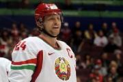 Майка с номером 24 в хоккейной сборной Беларуси навсегда будет закреплена за Русланом Салеем