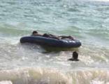 В Феодосии минчанина на лодке унесло в открытое море