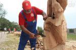Под Гродно появятся деревянные звери и самая длинная в мире скамейка