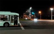 Водитель троллейбуса на полную громкость выключил протестный хит