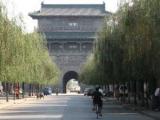 Фейерверк сжег древнюю башню в Китае
