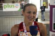 Белоруска Марина Доманцевич стала победительницей марафона в словацком Кошице