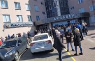 Предприниматели ТРЦ «Экспобел» пришли к администрации