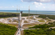 Видеофакт: США запустили на орбиту Земли секретный беспилотный шаттл X-37B