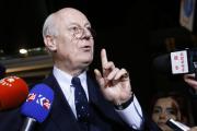 Переговоры по Сирии перенесли на конец февраля