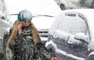 ГАИ - белорусам: 17 января не ставьте машины под деревьями, откажитесь от поездок