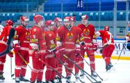 Белорусские хоккеисты проиграли резерву сборной России