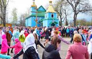 В Дрогичинском районе проведут уникальный пасхальный обряд