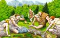 Археологи нашли следы юных неандертальцев