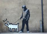 Бэнкси поддержит арт-группу «Война» (Фото)