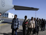 Из Ливии бежали более 200 тысяч иностранцев