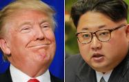 Три сценария для Кима и Трампа